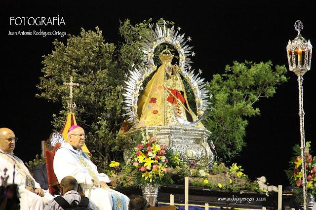 Altar Aparición Virgen de la Cabeza