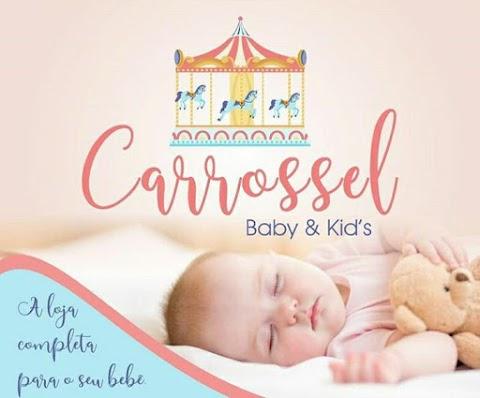 Tudo para o seu bebê em um só lugar: Carrossel Baby & Kid's!