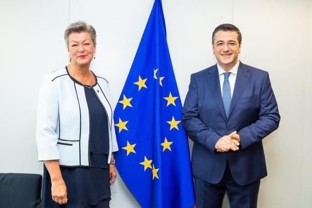 Η ΓΡΑΦΙΔΑ ΤΗΣ ΣΙΝΤΙΚΗΣ : Σύσκεψη του Προέδρου της Ευρωπαϊκής ...