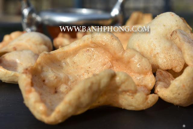 mua bánh phồng cá Linh chính gốc An Giang