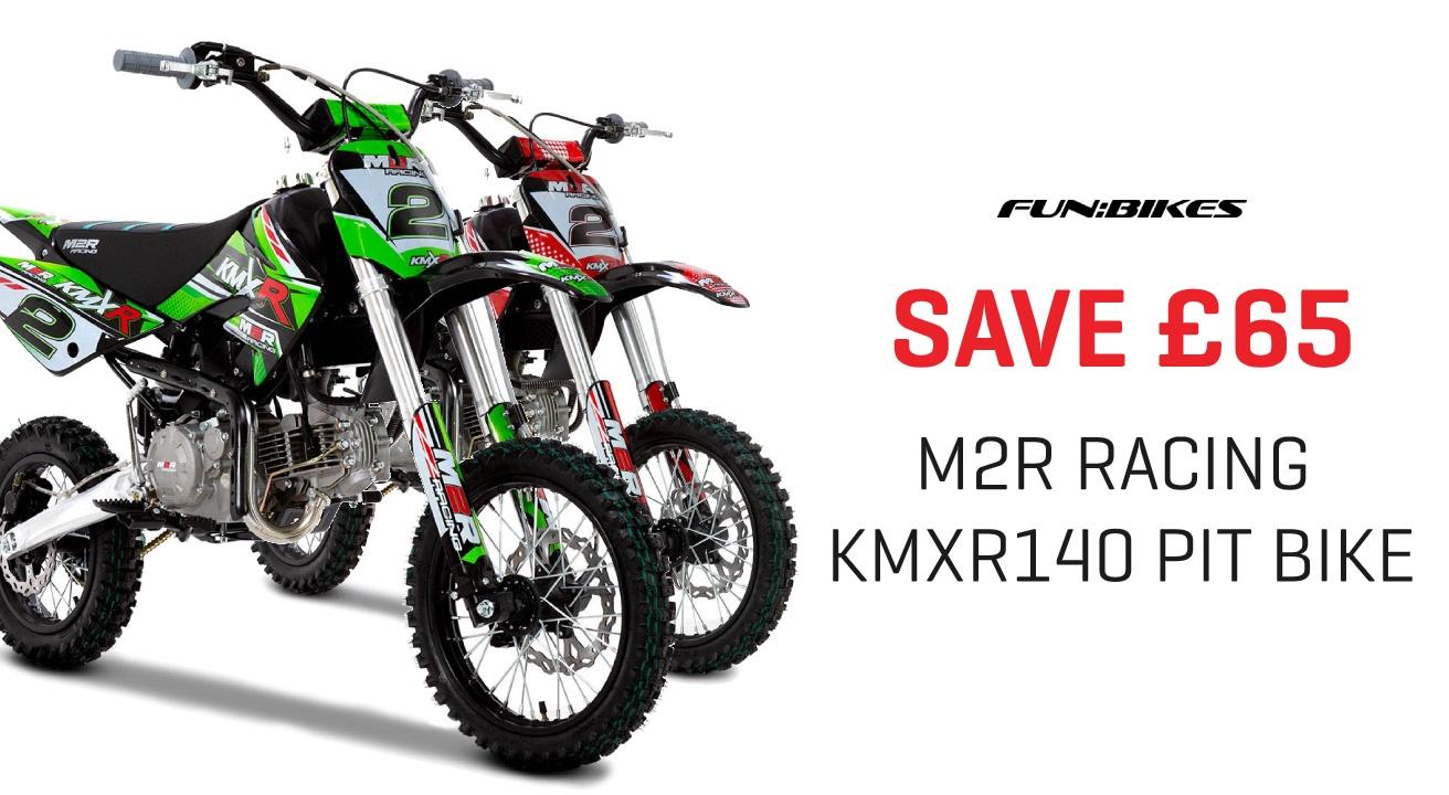 M2R KMR140 Pit Bikes