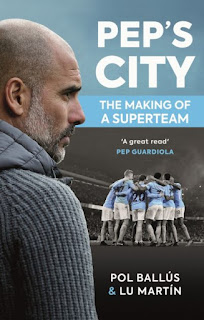 """Pep's City: The Making of a Superteam. """"A great read."""""""