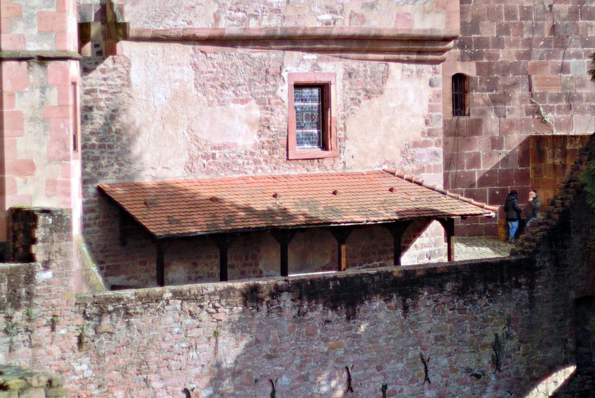 Auf dem Heidelberger Schloss (5)