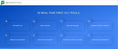 52 real time SEO tools seoreviewtools.com