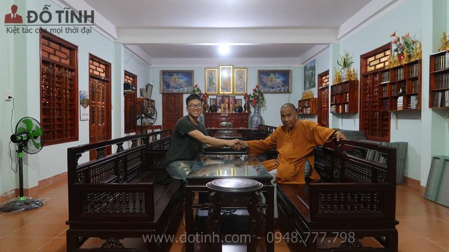 Tham vấn nơi bán trường kỷ gỗ tại Phú Yên chất lượng - Ảnh: Dotinh.com