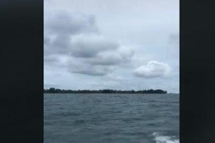 Viral, Tangisan Misterius Minta Tolong di Laut saat Penyisiran Puing Sriwijaya Air