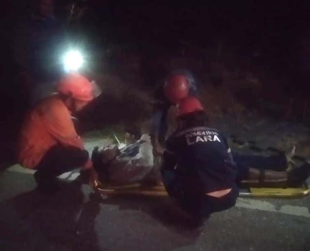 Dos accidentes de tránsito se registraron durante este fin de semana en la carretera Centro Occidental los cuales dejaron como saldo; cuatro personas lesionadas.