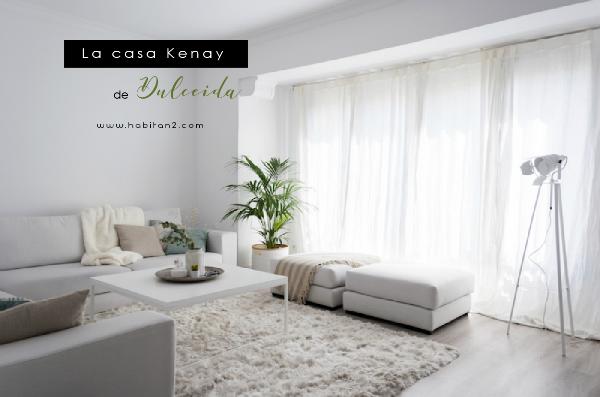 La casa Kenay de Dulceida by Habitan2 | Decoración de estilo nórdico