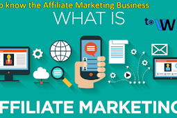 Get to Earn from Affiliate Marketing Business