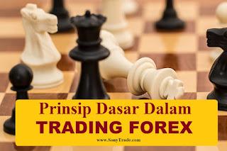 prinsip logika dasar belajar trading investasi saham forex surabaya jakarta