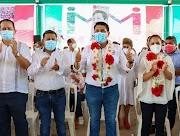 Concluye Mario Moreno en Petatlán encuentros con estructuras priistas de cuatro municipios de la Costa Chica y Costa Grande de la entidad