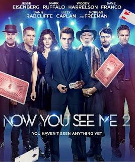 Now You See Me 2 (2016) อาชญากลปล้นโลก ภาค 2