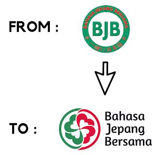 Rebranding Logo BJB