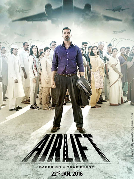 Airlift (2016) Movie Poster No. 6