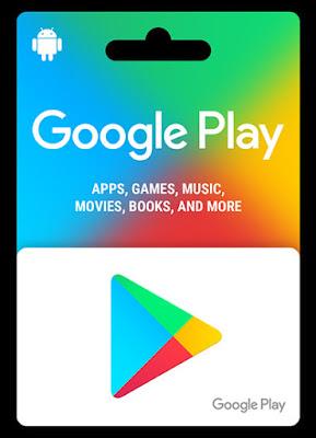 بطاقة Google Play
