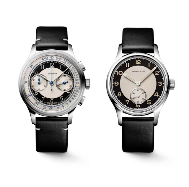 Introducing the Longines Heritage Classic Tuxedo Replica Collection 2020