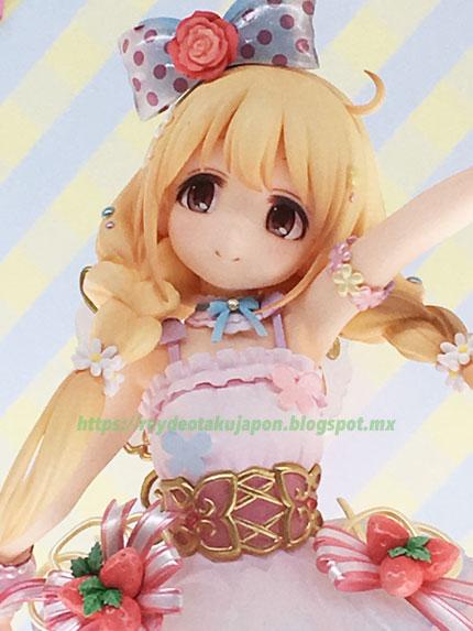 Figura Anzu Futaba face view