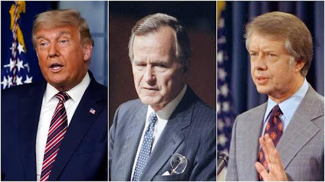 Keok dari Joe Biden, Donald Trump Langsung jadi Anggota Klub Langka