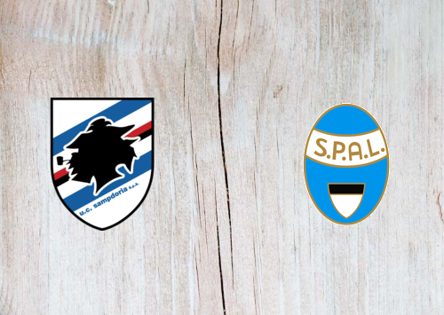 Sampdoria vs SPAL -Highlights 05 July 2020