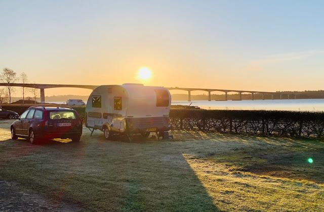 Sallingsund camping færgekro mors