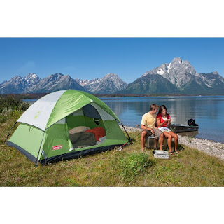 Camping Tents Best for Scenic Campgrounds