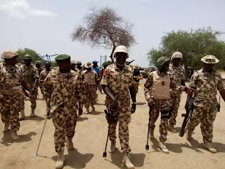 , Boko Haram has been defeated, never more to rise again- Buratai, Latest Nigeria News, Daily Devotionals & Celebrity Gossips - Chidispalace