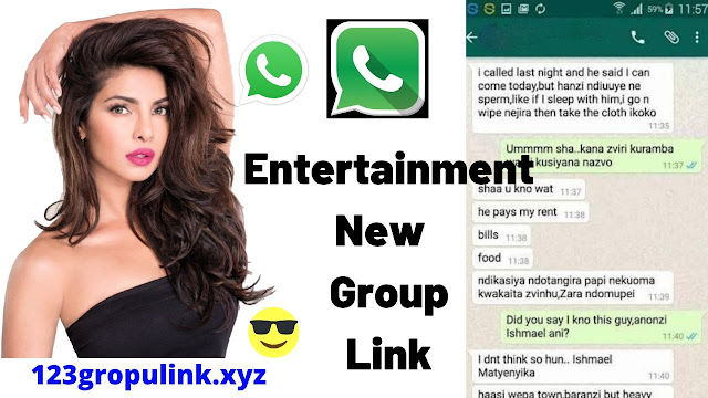 Join 700+ Entertainment Whatsapp group link