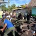 TNI dan Masyarakat di Candipuro Renovasi Gedung Ponpes Al Ustmaniyah