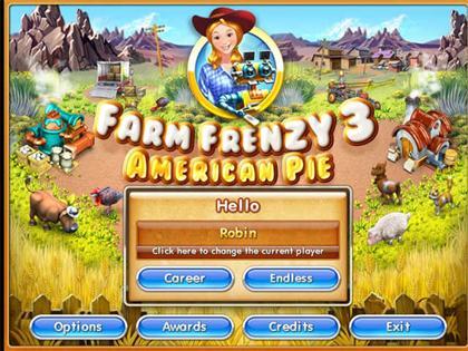 Free Download Game Farm Frenzy 3 American Pie | matessite