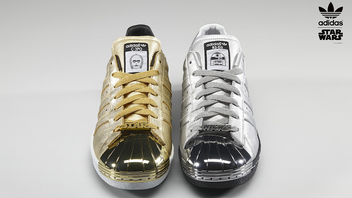Design your very own Star Wars themed Adidas shoes - TheHive.Asia 88547bbf0c