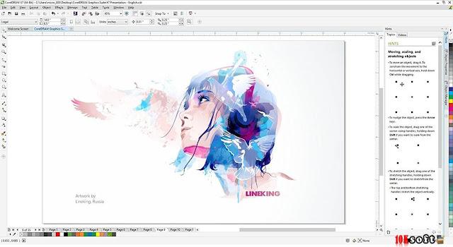 CorelDRAW Graphics Suite 2017 Direct Download Link