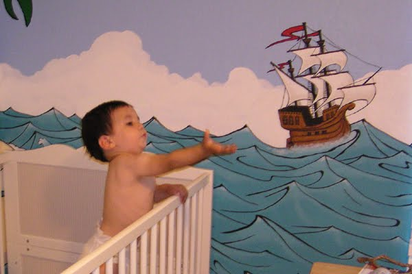 Casa De Berry Past Project The Pirate Room