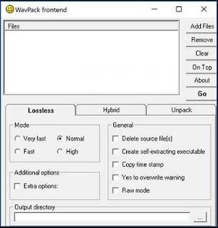 برنامج, حديث, ومتطور, لضغط, الملفات, الصوتية, ومعالجتها, WavPack