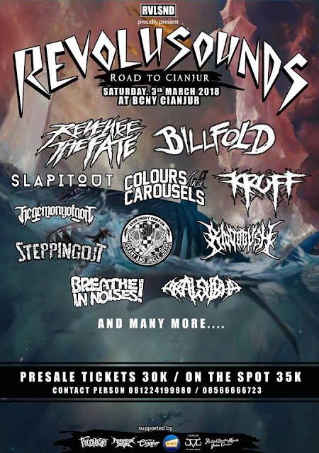 """REVOLUSOUNDS """"Road To Cianjur"""""""