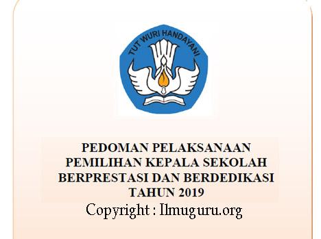 Pedoman Kepala Sekolah Prestasi