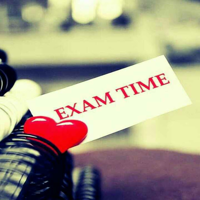 Exam time Whatsapp DP Profile Picture for girls and boys