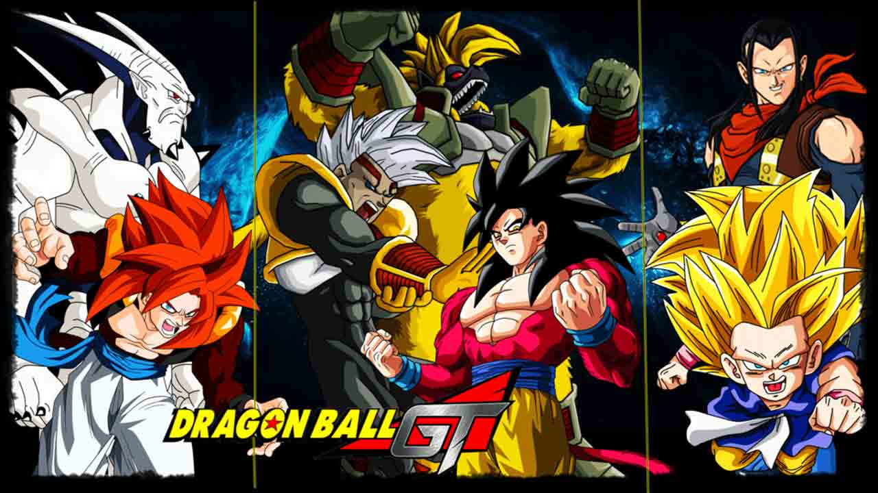 Dragon Ball GT BD (Episode 01 - 64) Subtitle Indonesia