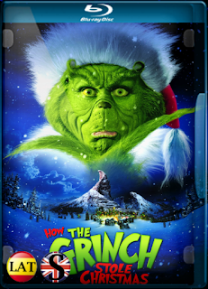 El Grinch (2000) REMASTERIZADO REMUX 1080P LATINO/ESPAÑOL/INGLES