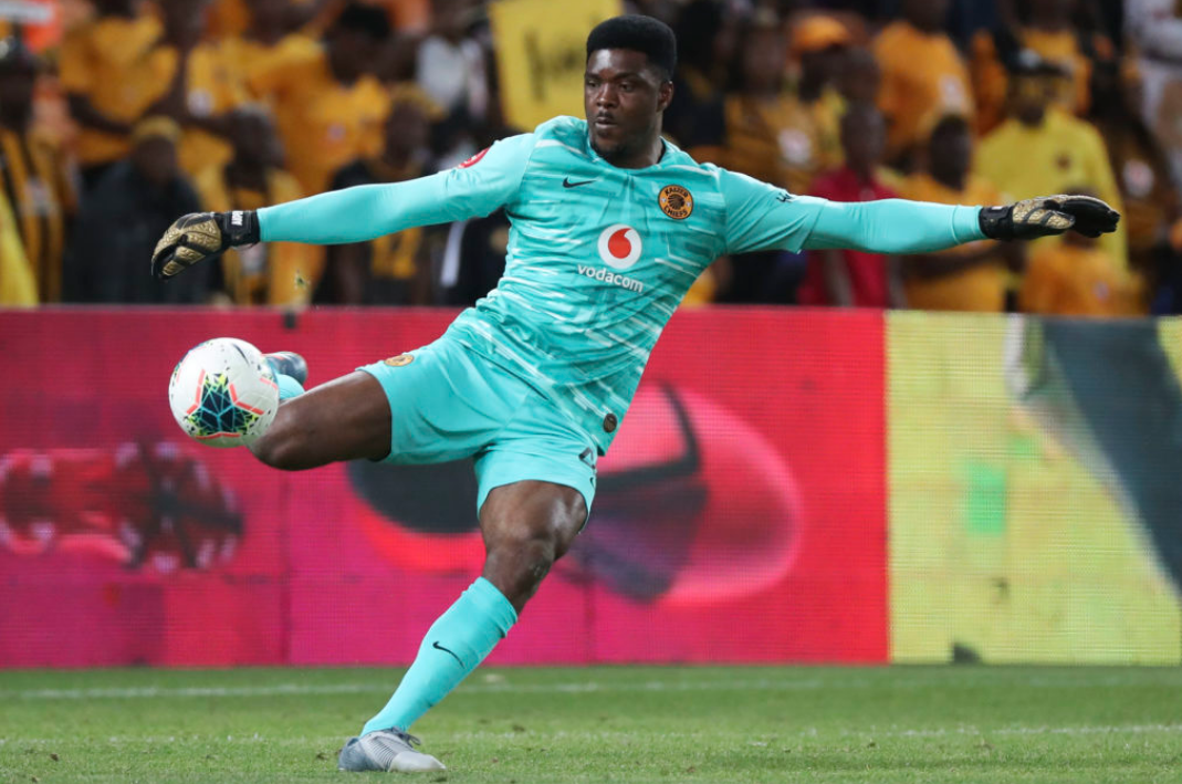 Kaizer Chiefs and Nigeria goalkeeper Daniel Akpeyi