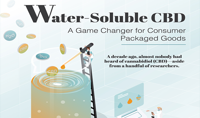 A Game Changer for Consumer Packaged Goods #infographic