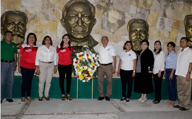 """Unidad Deportiva """"Benito Juárez"""" cumple 44 años"""