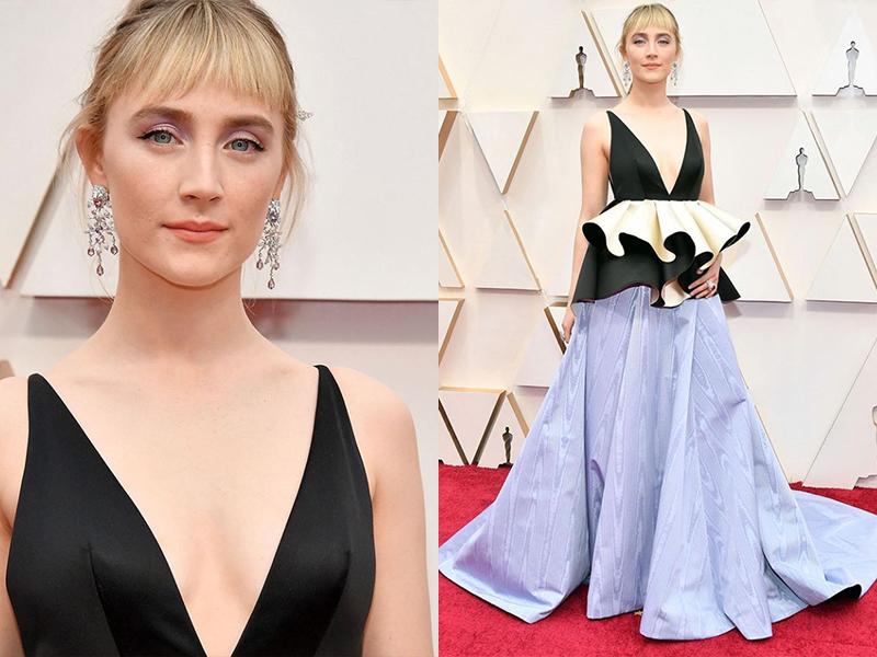 Saoirse Ronan The Oscars 2020
