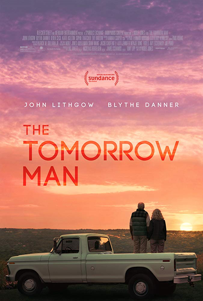 The Tomorrow Man 2019 English Movie Web-dl Download