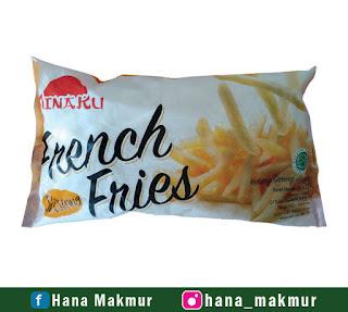 jual kentang goreng french fries purbalingga cilacap