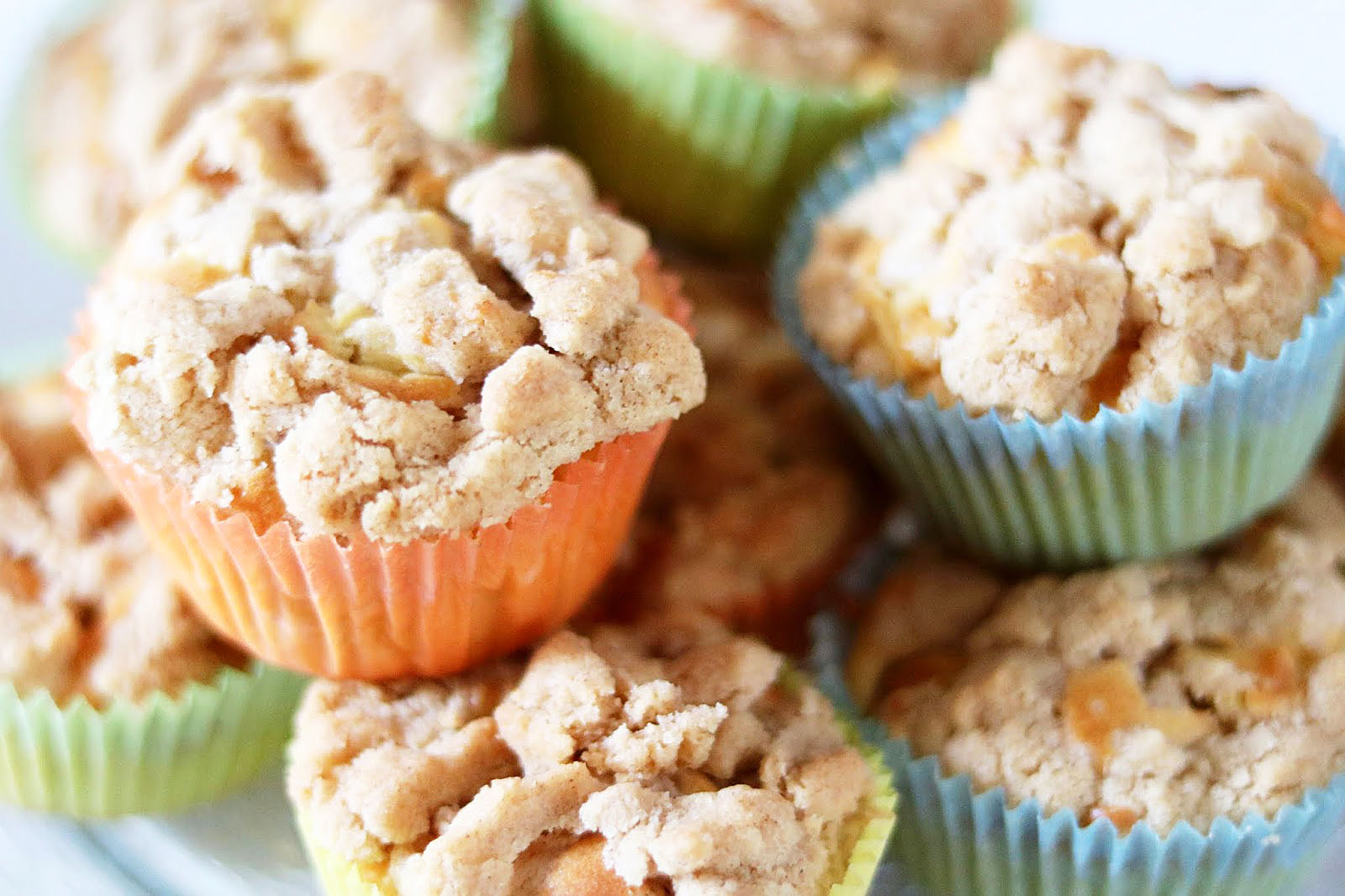 Rezept Fur Apfel Zimt Muffins Apfel Zimt Kuchen Mit Streusel