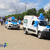 Prefeitura de Pintadas entrega 3 novos veículos para a Secretaria de Saúde