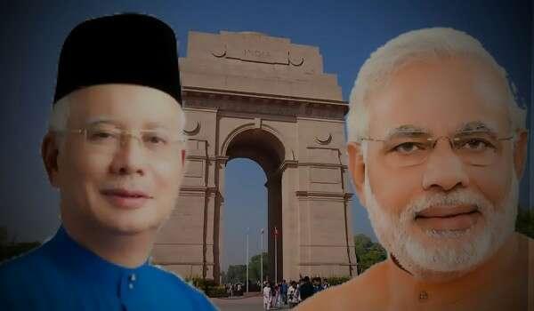 Najib Akan Mengadakan Lawatan Rasmi Ke India Untuk 'Jual Negara'