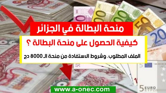 هذه شروط الاستفادة من منحة البطالة في الجزائر التي تحدث عنها تبون