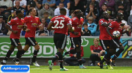 Live Streaming Manchester United vs Everton