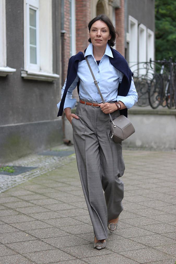 Męski styl u kobiety jak nosić